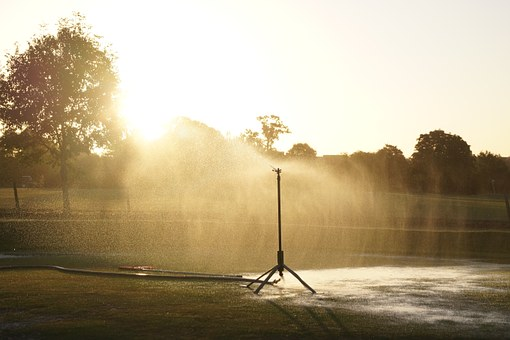 Garden Sprinkler System Advantages