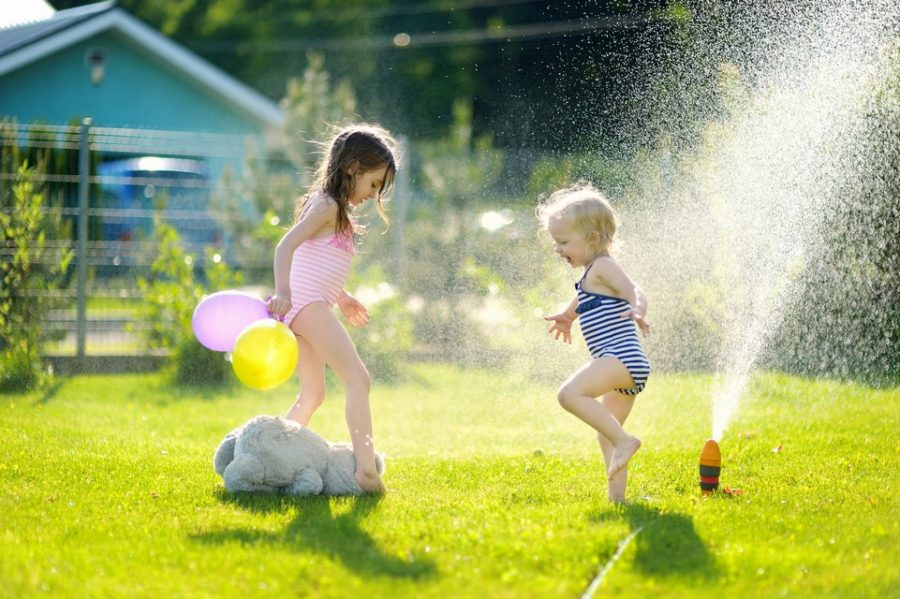 Great Garden Sprinkler Selections