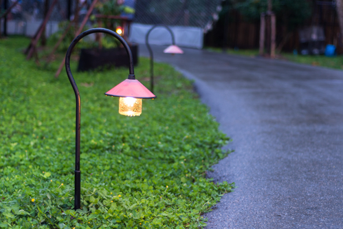 How Lawn Lighting is Beneficial