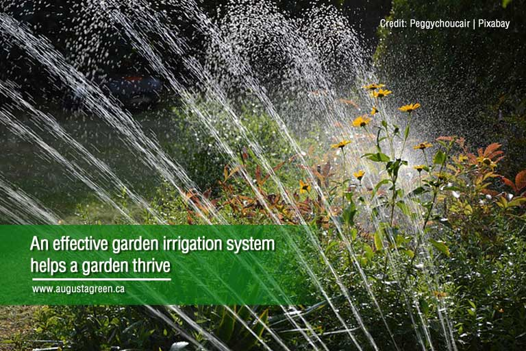 garden system