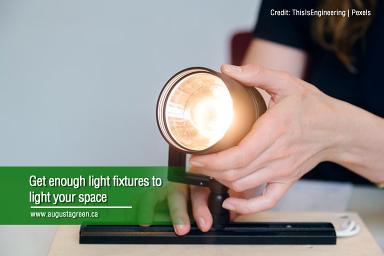 get enough light fixtures