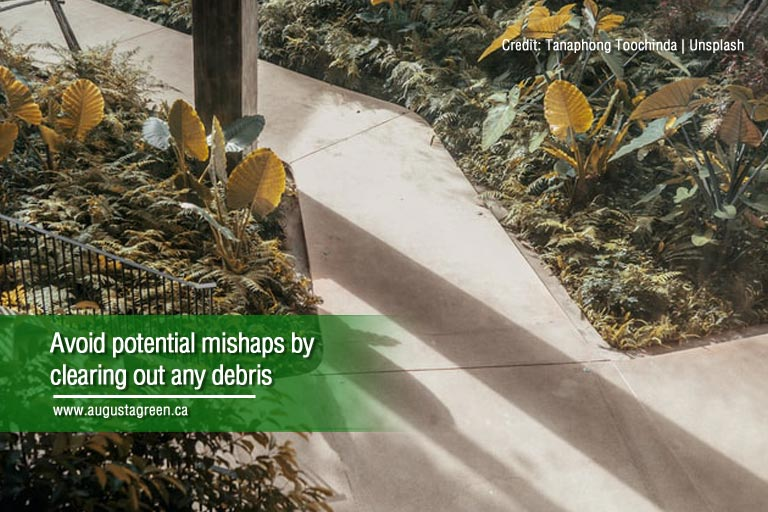 avoid mishaps
